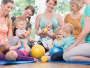 Mutter-Kind-Gymnastik
